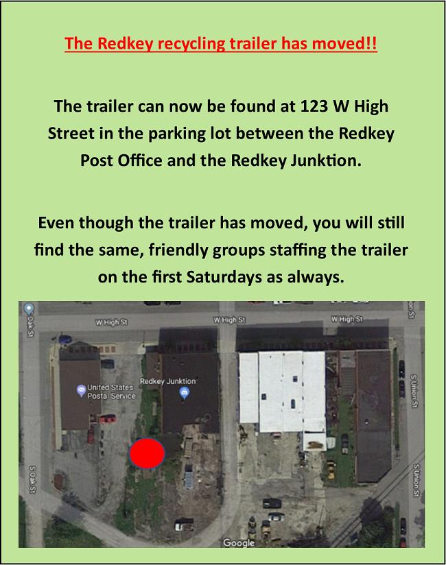 Redkey Trailer